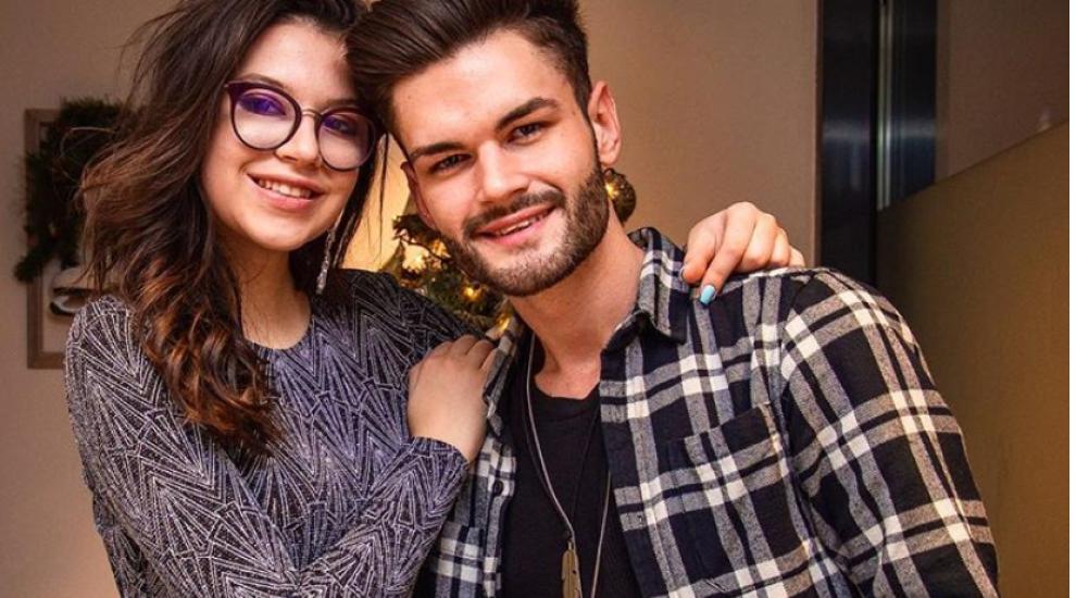 "VIDEO Cleopatra Stratan și Edward Sanda au lansat un nou single intitulat ""Cozonac"""