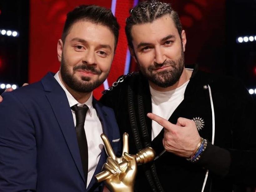 """Bogdan Ioan este câștigătorul """"Vocea Romaniei"""" 2018"""