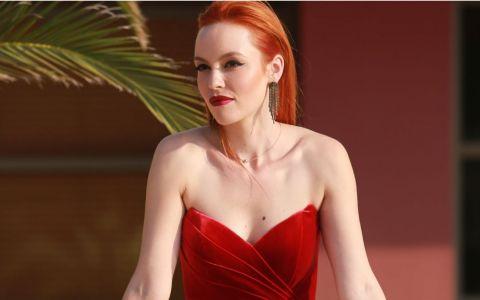 Olimpia Melinte, despre rolul din superproducția  VLAD :  Eliza este mărul discordiei din serial