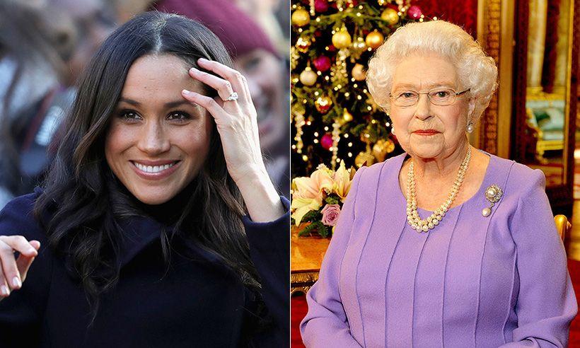 O fotografie cu Meghan Markle, ștearsă de pe rețelele sociale la cererea Reginei. Cum a pozat Ducesa de Sussex