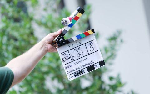 VIDEO PRO TV PLUS: O zi pe platourile de filmare a serialului VLAD
