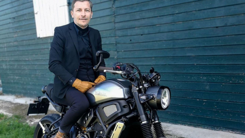 Doru Trăscău, solistul trupei The Mono Jacks, e un artist rebel și un motociclist pasionat