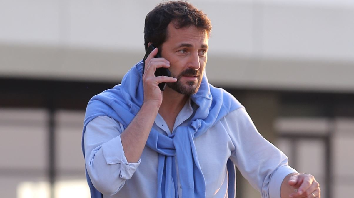 Andrei Aradits este un carismatic personaj negativ în superproducția  VLAD