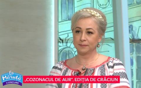 VIDEO Cozonacul de aur, ediția de Crăciun: Irina Preda ne-a pregătit un cozonac cu trei compoziții diferite