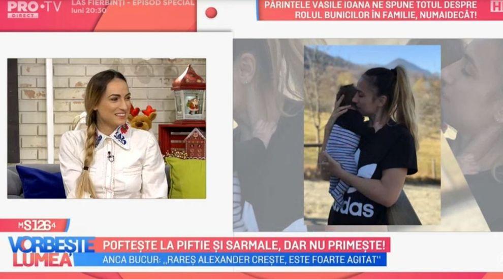 VIDEO Anca Bucur, dezvăluiri după sarcină