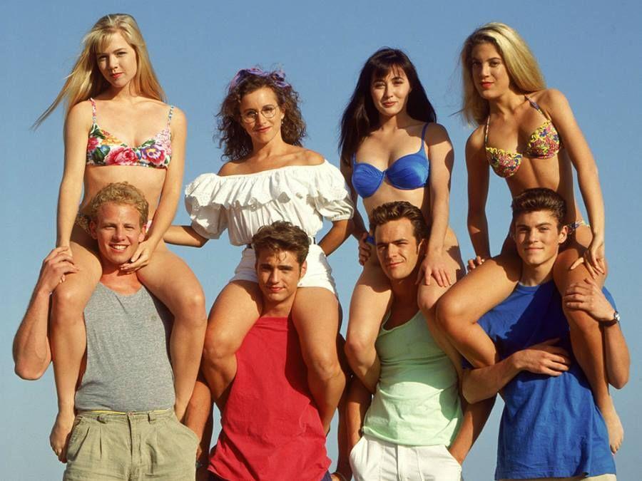 Beverly Hills 90210  revine după 30 de ani. Cinci dintre vedete își reiau rolurile