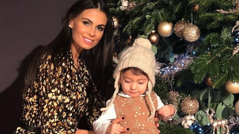 VIDEO Familie Sînă-Serea, Crăciun la zăpadă