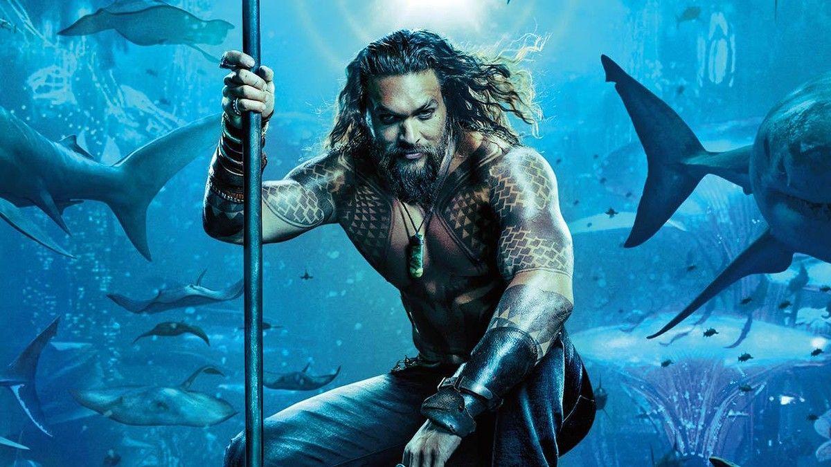 Aquaman, debut în forță în cinematografele din România
