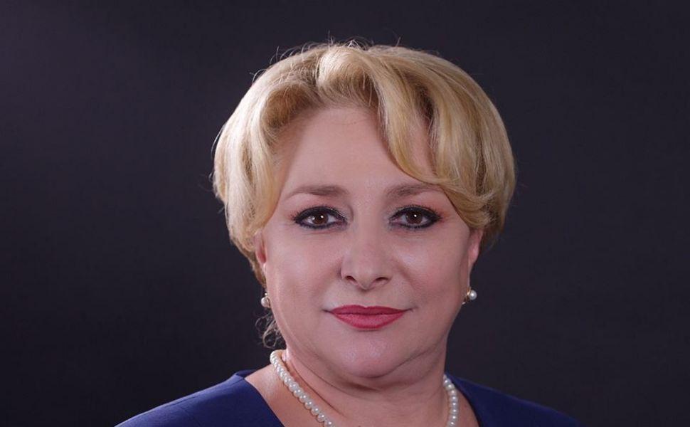 Viorica Dăncilă, nominalizată pentru titlul de bdquo;Omul politic al anului 2018
