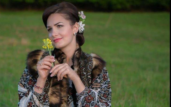 VIDEO Viorica Macovei a petrecut Crăciunul în Bucovina, alături de familie