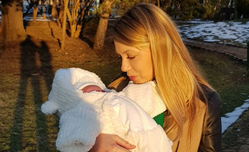 Cum își vor boteza fetița Cabral și Andreea Ibacka. Numele este de inspirație japoneză