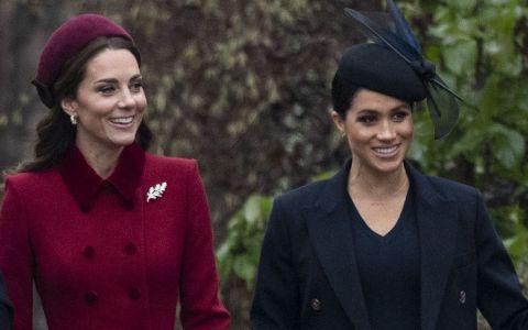 Kate Middleton, la vânătoare de Crăciun. Cum a reacționat Meghan Markle