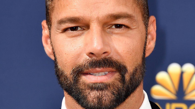 De Revelion, Ricky Martin a devenit tăticul unei fetițe. Prima imagine cu bebelușul