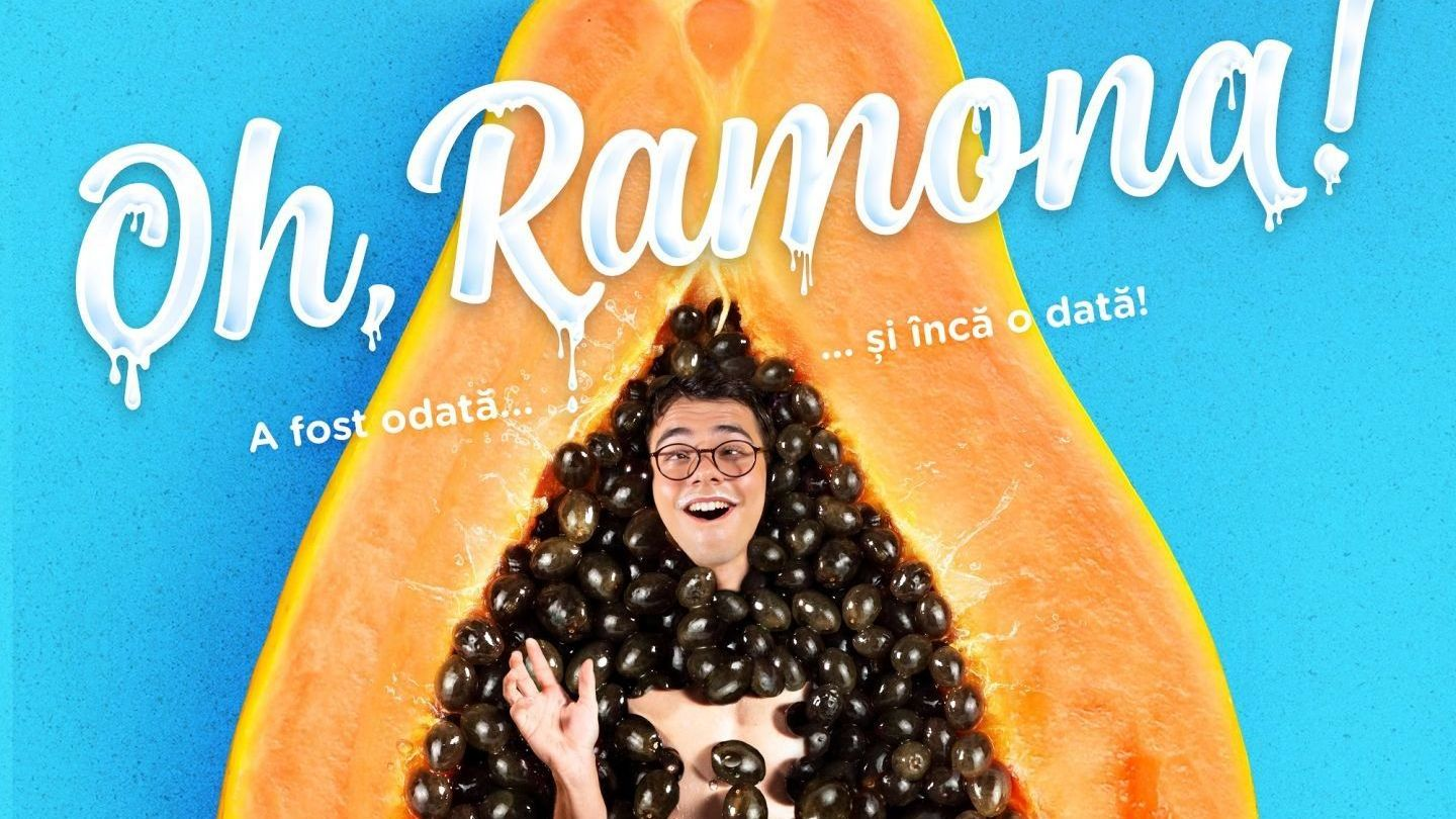 VIDEO Comedia bdquo;Oh, Ramona!  de Cristina Jacob, în cinematografe din 14 februarie