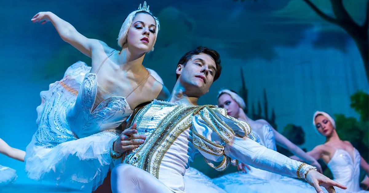 Lacul Lebedelor: Balet pe gheață revine la Sala Palatului. Cât costă biletele