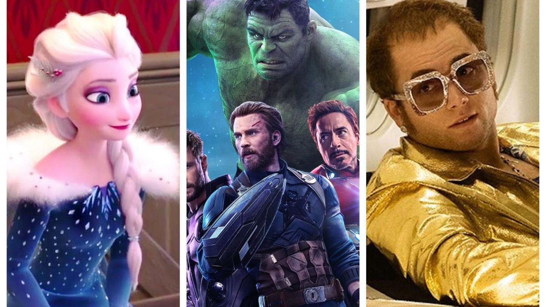 Cele mai așteptate filme ale anului 2019