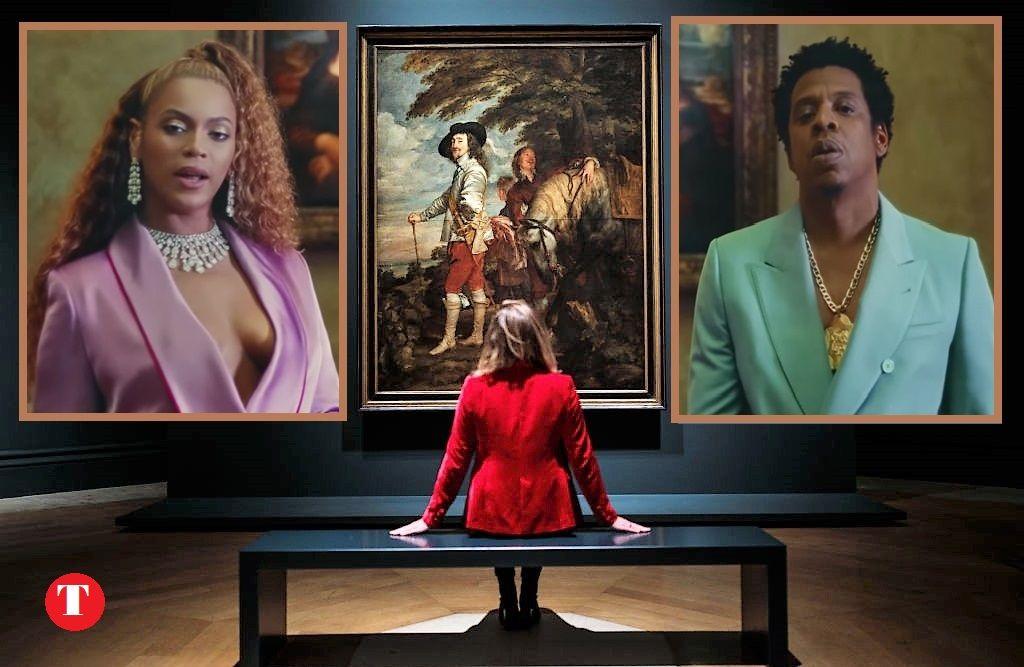 Muzeul Luvru din Paris a bătut recordul de vizitatori în 2018, iar asta li se datorează și lui Jay-Z și Beyonce