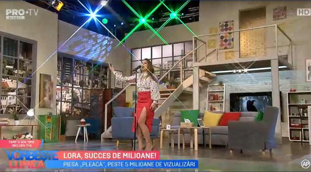 VIDEO Lora, succes de milioane!