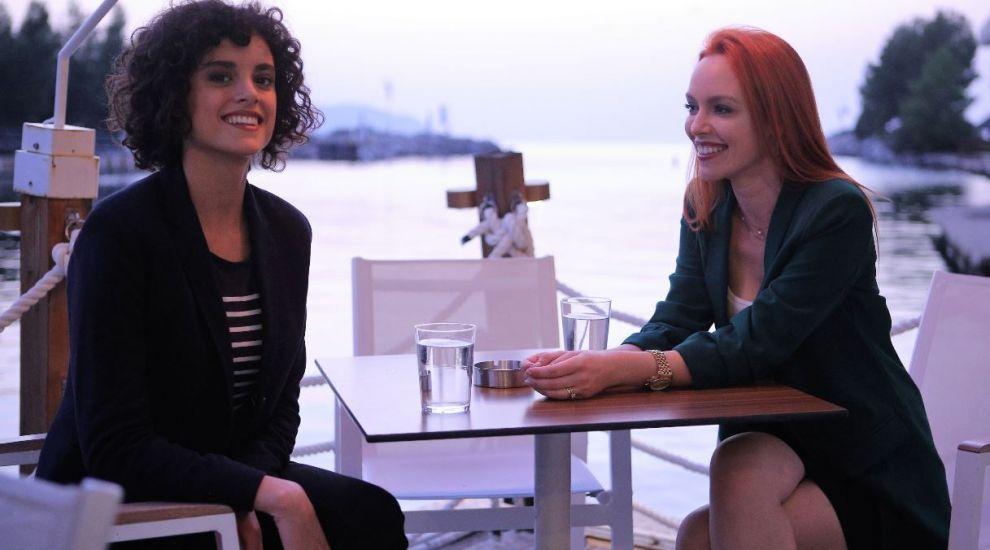 """Olimpia Melinte și Diana Sar, în superproducția """"VLAD"""": """"Suntem ca două surori de la tați diferiți"""""""