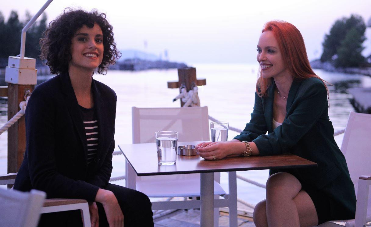Olimpia Melinte și Diana Sar, în superproducția  VLAD :  Suntem ca două surori de la tați diferiți