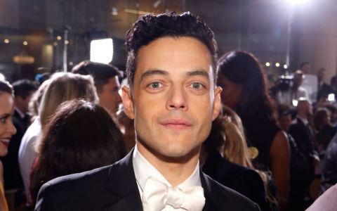 Cine este iubita lui Rami Malek, câștigătorul Globului de Aur pentru rolul din  Bohemian Rhapsody