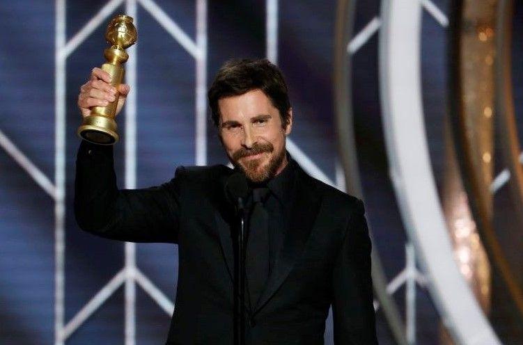Christian Bale, criticat de toată lumea pentru discursul său nepotrivit de la Globuri