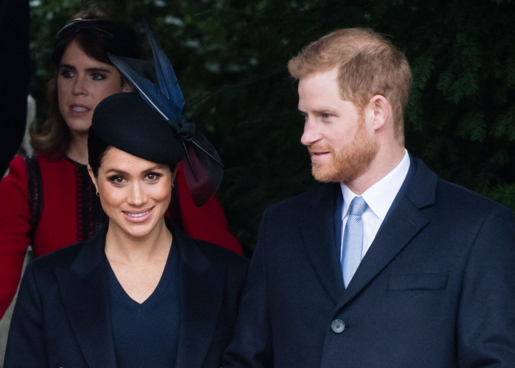 Cum arată reşedinţa secretă a Prinţului Harry şi a lui Meghan Markle? Britanicii o numesc  oaza de 300 de ani
