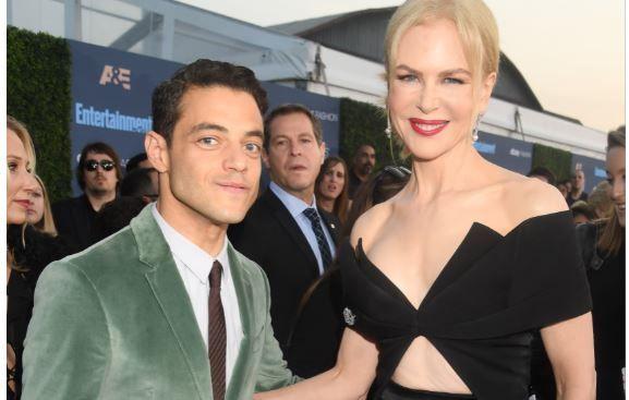 Ce a declarat Rami Malek după ce a fost ignorat de Nicole Kidman, pe scena Globurilor de Aur