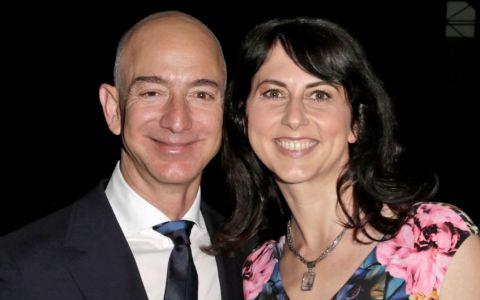 Jeff Bezos, cel mai bogat om din lume, divorț de 140 de miliarde de dolari. Pentru cine își părăsește soția