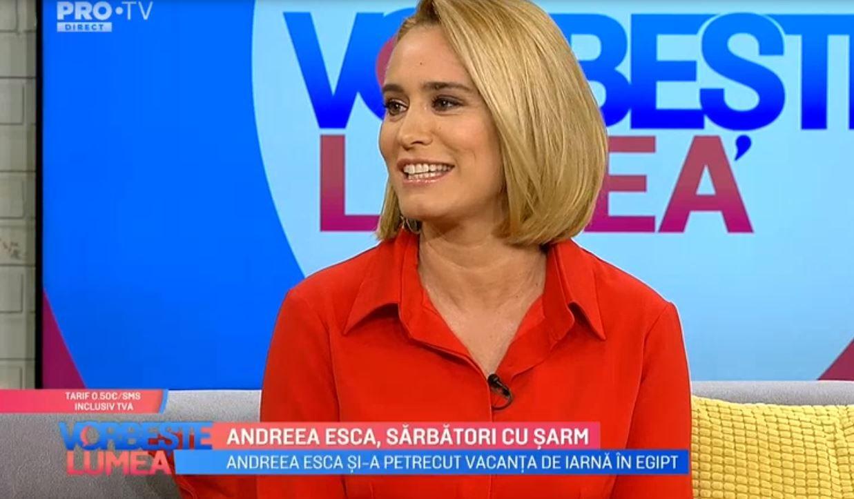 VIDEO Andreea Esca, vacanță în Egipt alături de Alexia și Mario Fresh