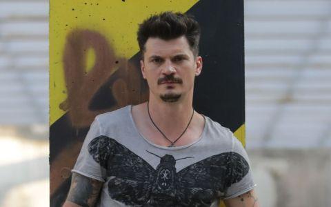 Emilian Oprea, unul dintre  băieții răi  în superproducția  VLAD  de la PRO TV