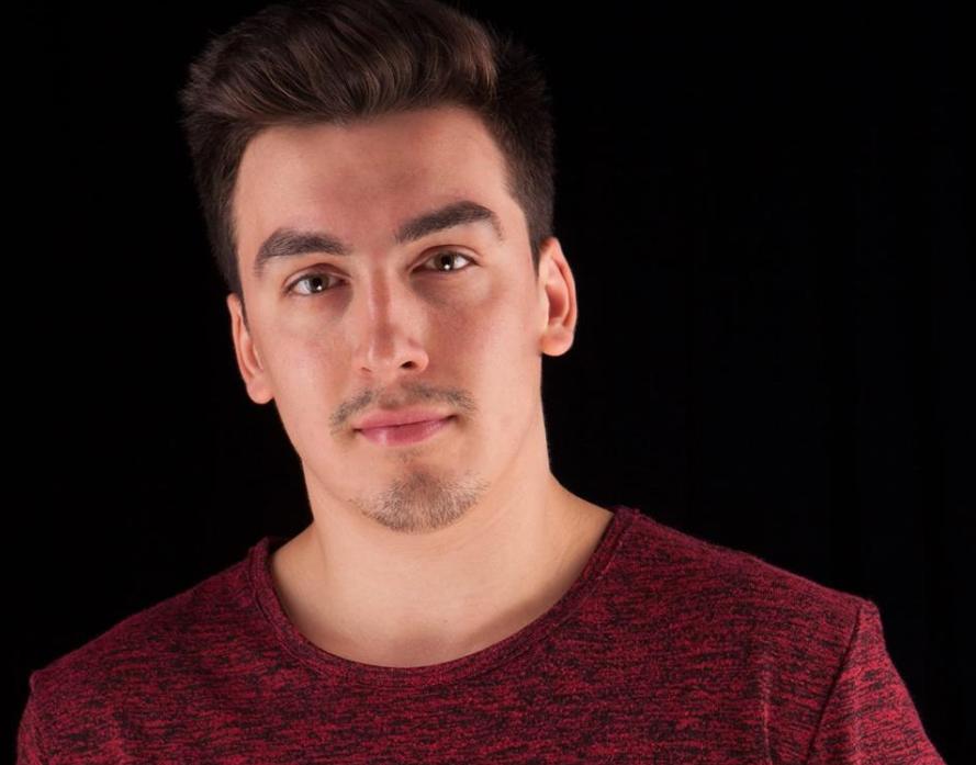 VIDEO Alex Ghiduș și Mikey Hash, provocări online