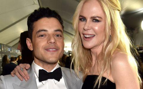 Nicole Kidman, despre momentul ciudat cu Rami Malek, de la Globuri:  Sunt îngrozită