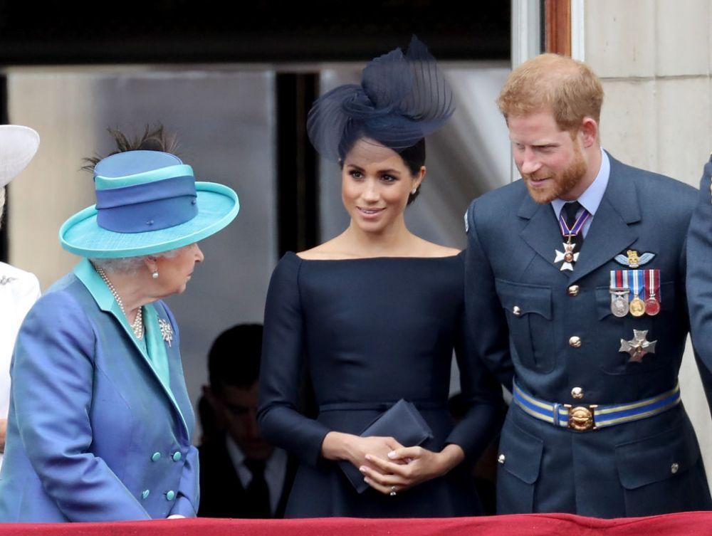 Meghan Markle, obligată de regină să țină la secret sarcina. Ce a făcut Casa Regală până la anunțul oficial