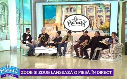 VIDEO Zdob și Zdub lansează o nouă piesă