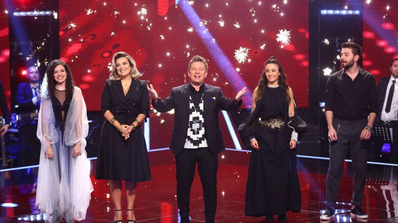 Câştigătorul Vocea României şi cele trei finaliste, spectacol de excepţie în acest weekend