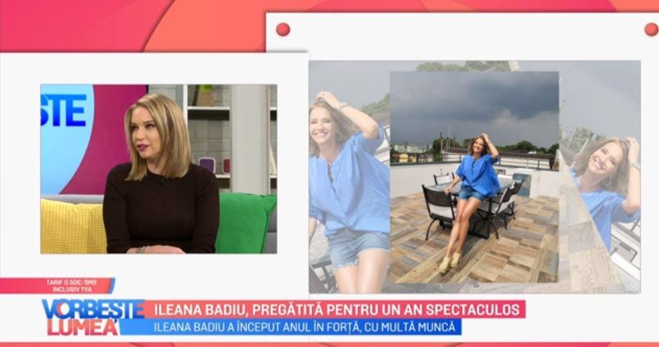 VIDEO Ileana Badiu, pregătită pentru un an spectaculos