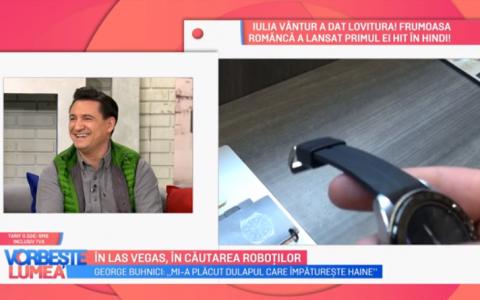 VIDEO George Buhnici și Marian, în cautarea roboților