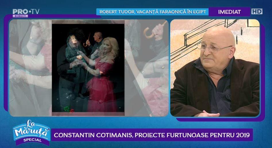 VIDEO Bebe Cotimanis începe anul în forță. Actorul este implicat în numeroase proiecte