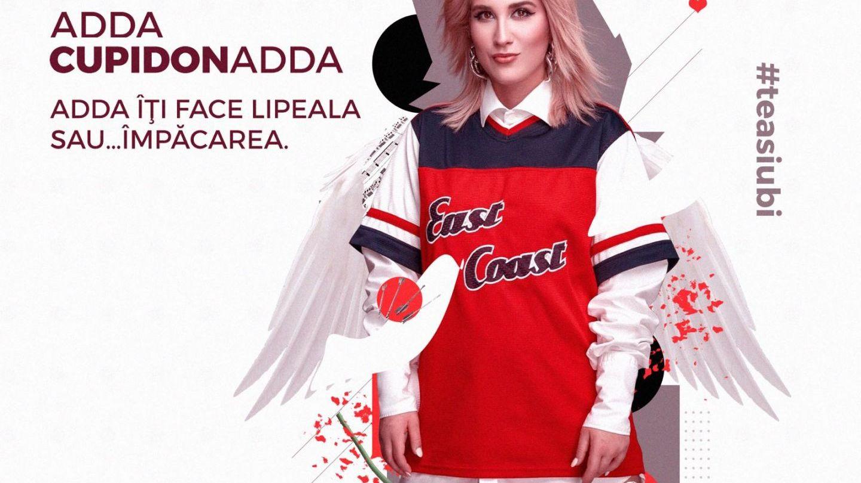 ADDA lansează campania bdquo;CUPIDONadda  și va compune piese special pentru fanii ei, după poveștile lor