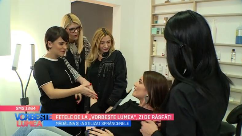 """VIDEO Cum arată o zi de răsfăț alături de fetele de la """"Vorbește lumea"""""""