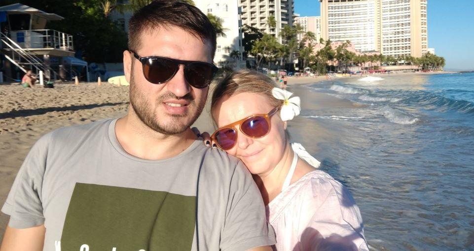 VIDEO Tania Popa, vacanță de vis alături de soț în Hawaii
