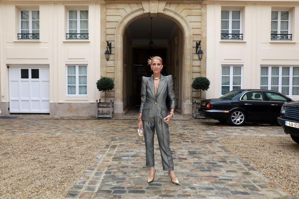 Celine Dion, apariţie de senzaţie la 50 de ani, alături de iubitul cu 16 ani mai tânăr