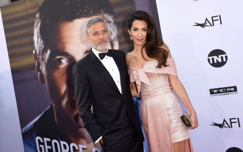 Divorţează George Clooney şi Amal? După luni de speculaţii, se clarifică lucrurile