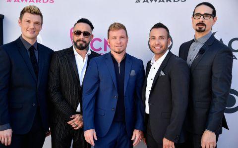 Backstreet Boys, alături de soții și copii în cel mai nou videoclip. Cum arată familiile băieților