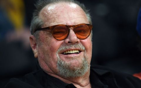 Jack Nicholson, la 81 de ani, prezentat de presă drept  mâncăciosul de serviciu