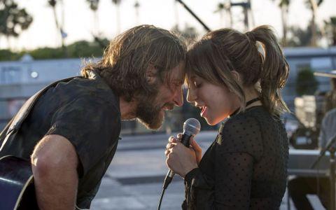 Lady Gaga și Bradley Cooper, live pe scenă pentru prima dată după apariția în filmul A Star is born