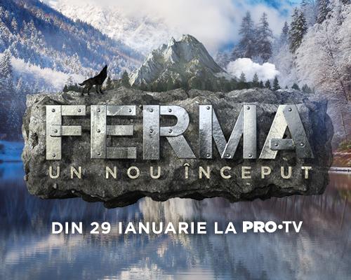 VIDEO Concurenții din Ferma sunt gata sa demonstreze ce pot. Începe aventura, din 29 ianuarie, la PRO TV!