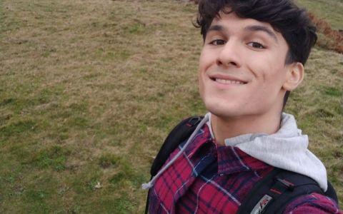 Mark Stam a învățat să schieze în Ucraina și a descoperit locul unde s-au filmat secvențe din Harry Potter, în Irlanda