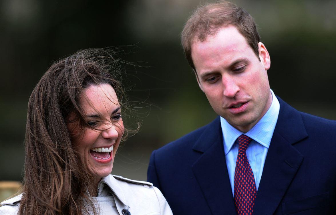 Prințul William, cu pantofii rupți la un eveniment oficial (FOTO)